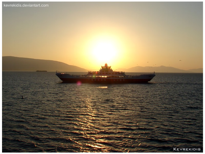 Mediterranean Sunrise II