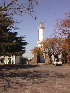 Colonia Uruguay Lighthouse