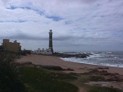 San Ignacio Lighthouse Uruguay