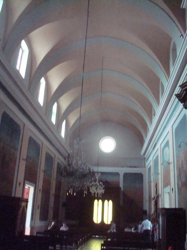 Church at Villa Tulumba Cordoba  Argentina