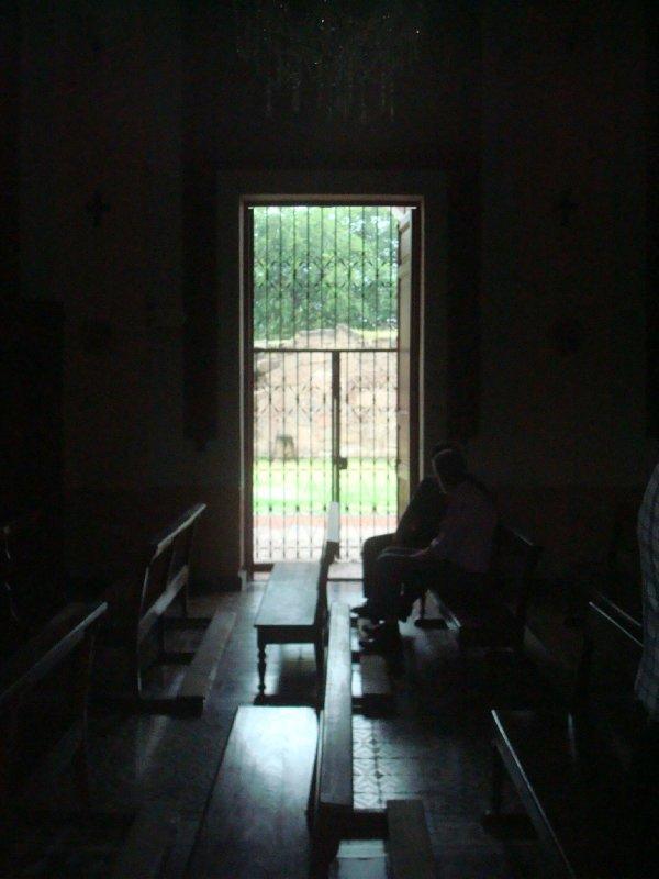 Door view of Villa Tulumba Cordoba  Argentina