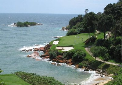 Ria Bintan Golf