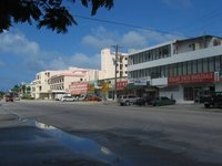 Downtown Saipan