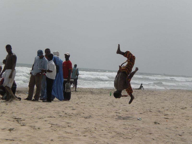 stranden i accra