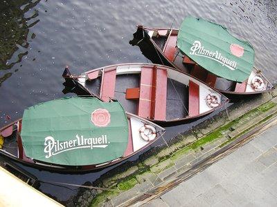 Boats in Czech Republic