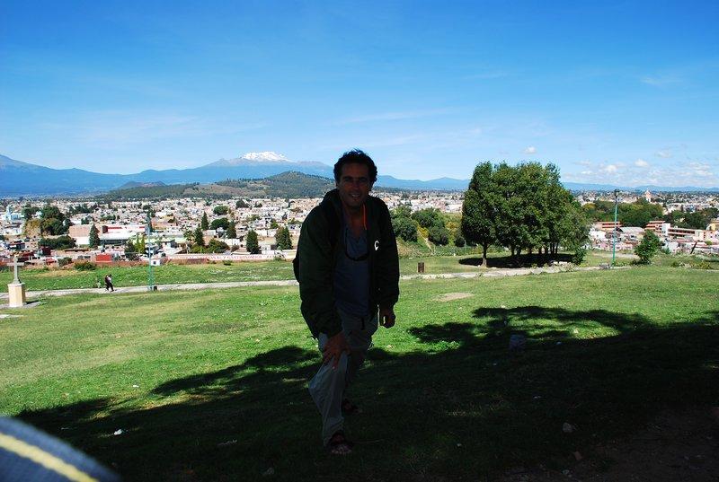 Popocatepel Cholula Mexico