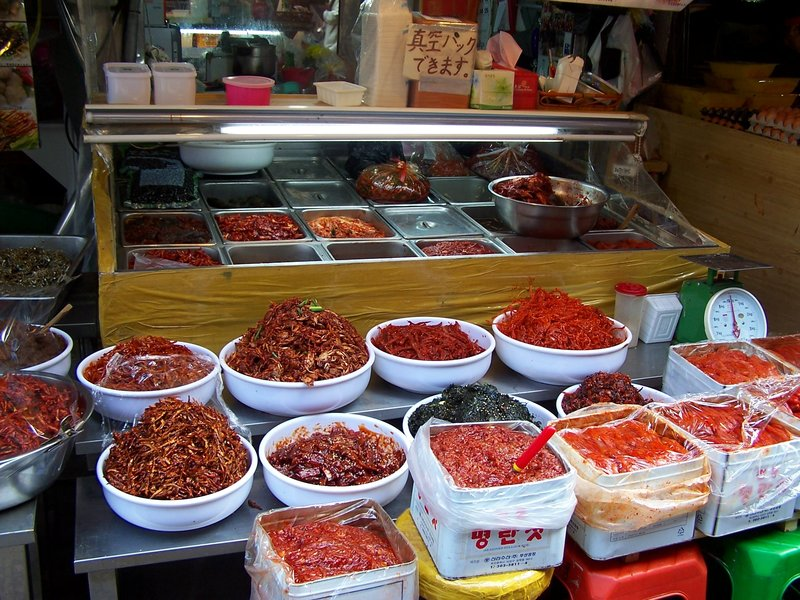 In the Market for Chilli