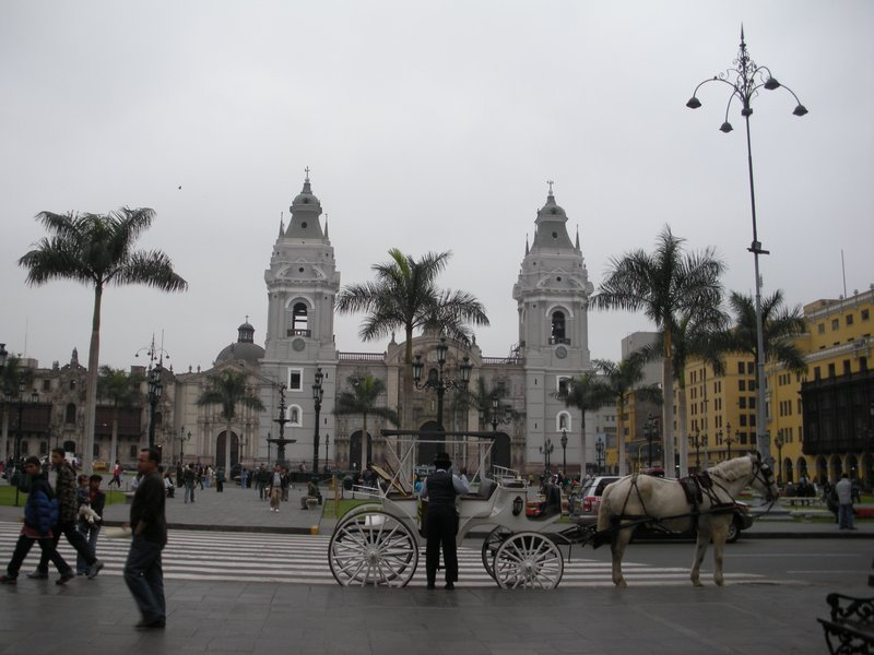 Cathedral, Plaza de Armaz