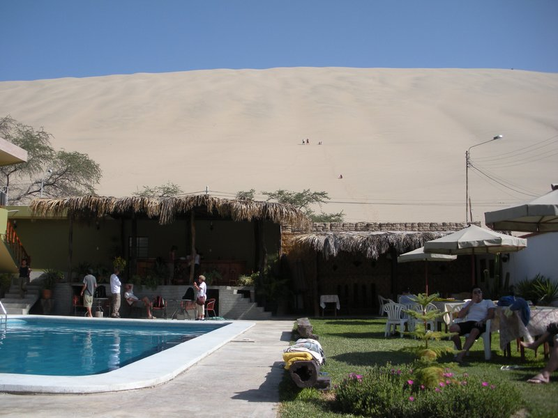 Lovely Huacachina