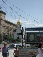St. Nicolas Chapel - the symbol of Novosibirsk