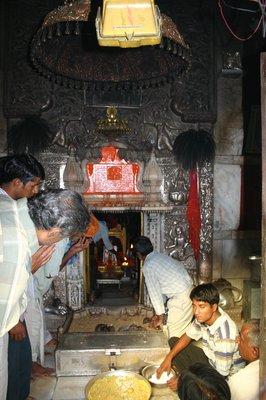 Rat Temple in Deshnoke, Rajasthan, India