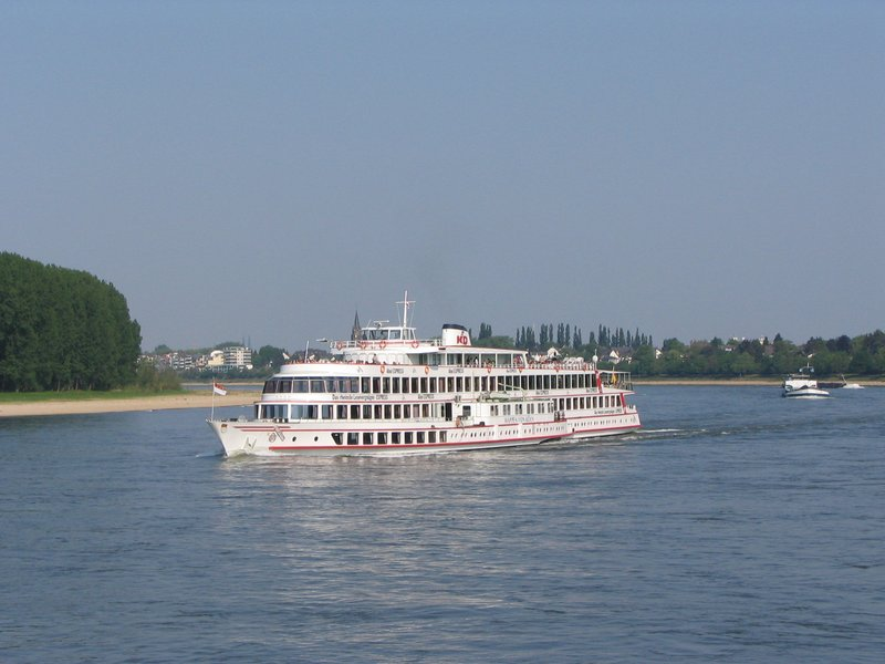 Cruisn the Rhine