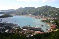 Cruiseships in Paradise