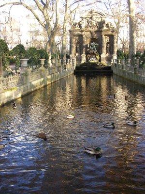 Medici Fountain - Luxembourg Gardens