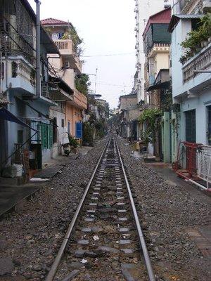 Hanoi Railway Line
