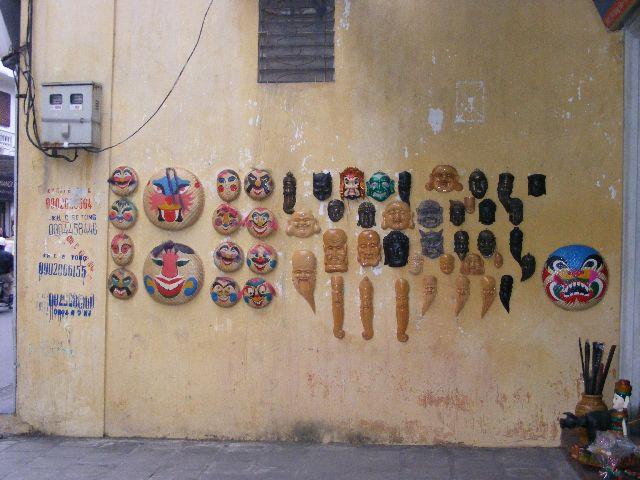 Tet Masks