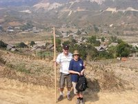Walking Stick - near Sapa