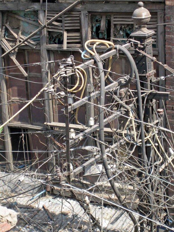 Delhi's power