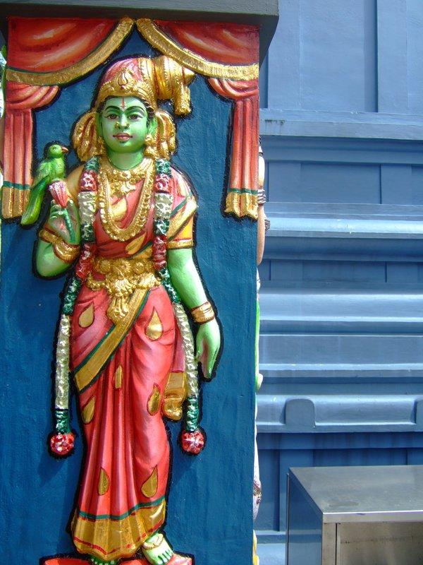 Inside Sri Srinivasa