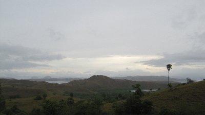 Rinca Panorama