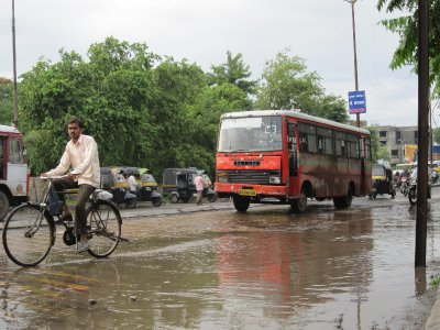 Monsoon in Aurangabad