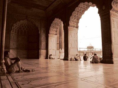 In der Jama Masjid