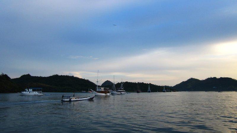 Labuanbajo Bay