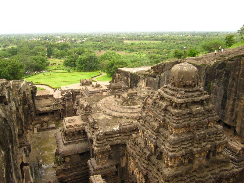 Kailash Tempel