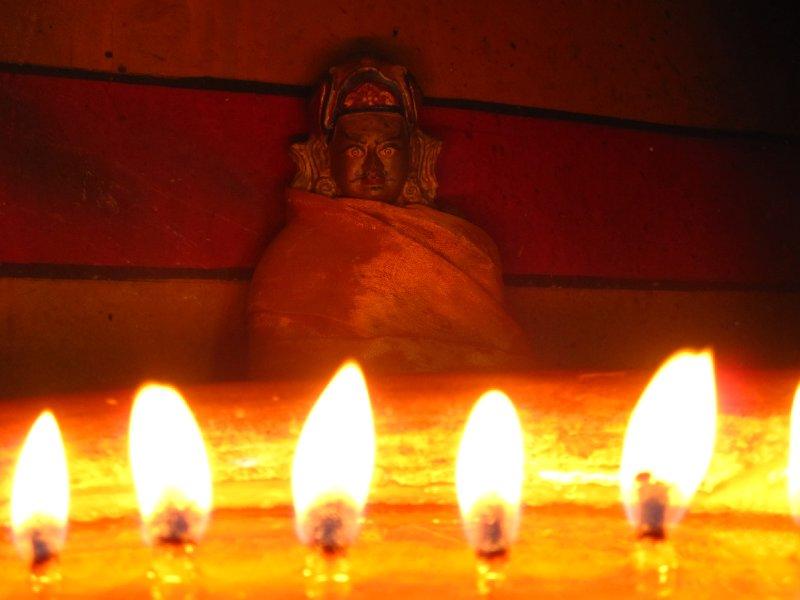 Protektor im Samye Kloster