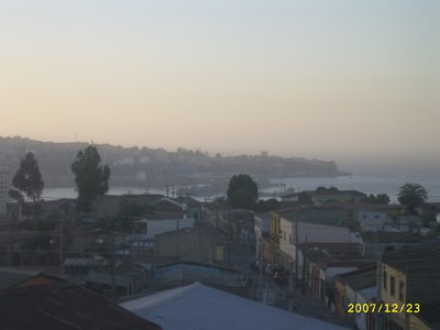 Alojamiento Valparaiso.