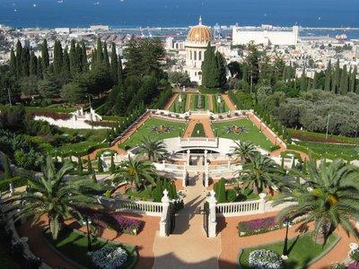 Bahai Gardens 1