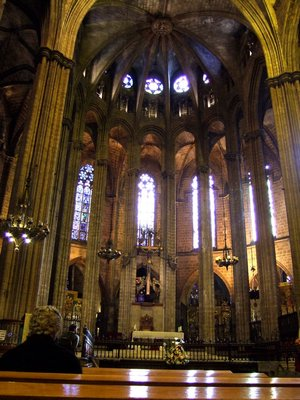 Barcelona Catedral (Catalonia, Spain)