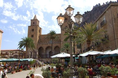 The Cathedral-Basilica of Cefalù (Sicily, Italy)