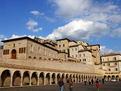 Assisi (Umbria, Italy)