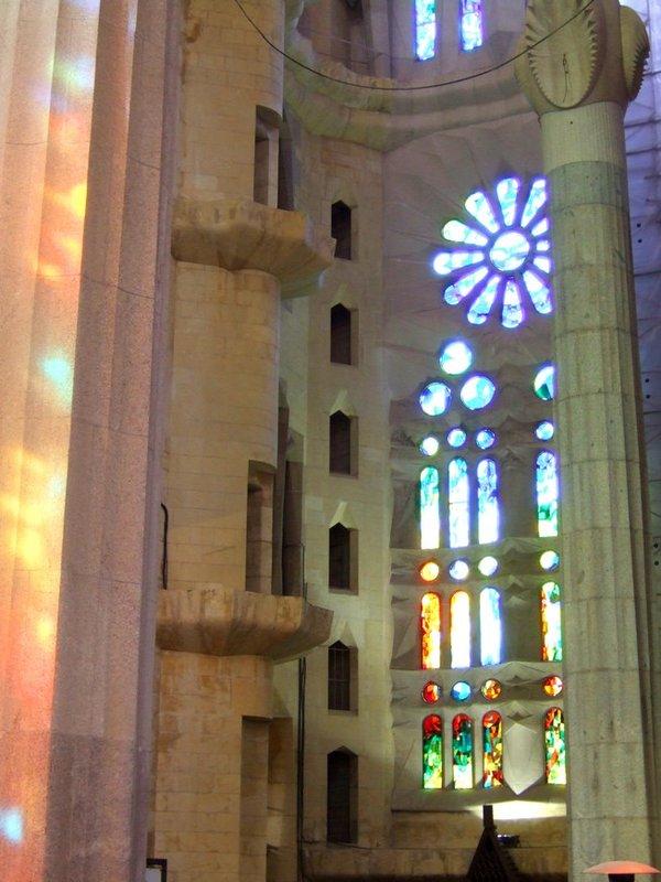 La Sagrada Família (Barcelona, Catalonia, Spain)