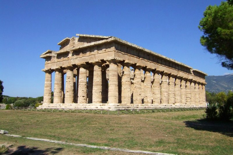 Temple of Apollo (Paestum, Italy)