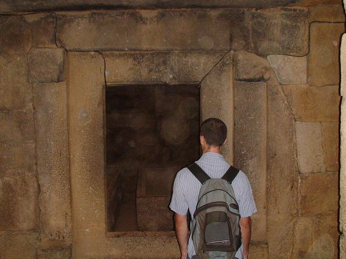 An aksumite tomb