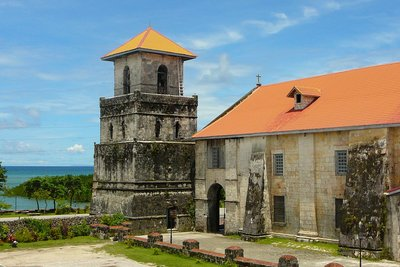 10. Baclayon Church