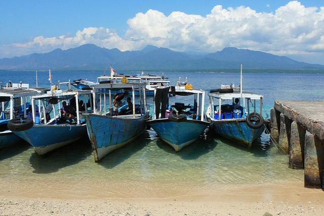 8. Menjangan island view of Bali