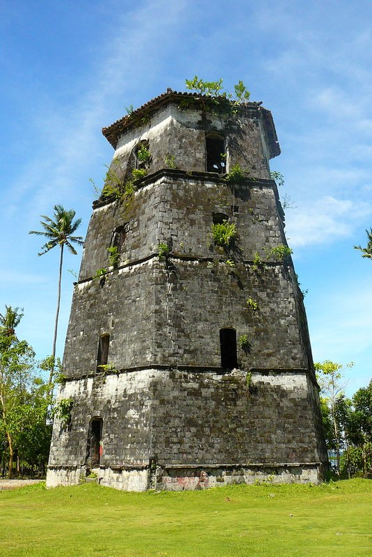 10. Panglao Spanish Watch Tower