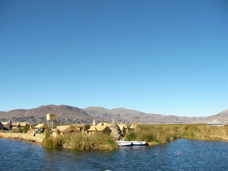 Floating Islands again