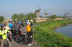 Holland Bicycle Touring