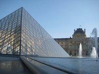 The Louve, Paris
