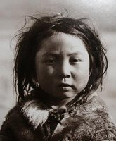 Inuit kid