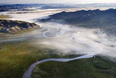 Herlen Liver Of East Mongolia