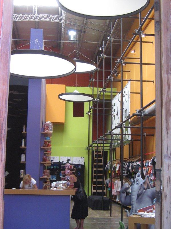 Retailing in Palermo Soho