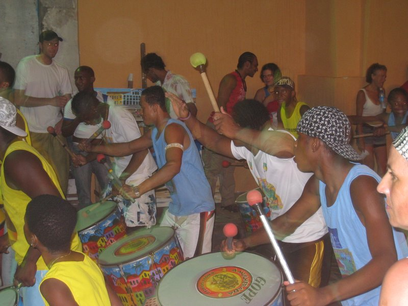 Bahian Street Music
