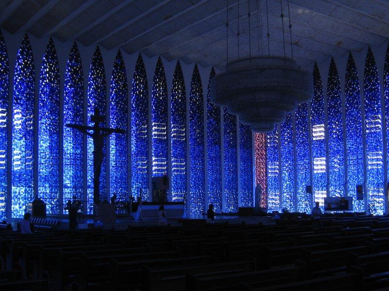 Dom Bosco Sanctuary in Brasilia