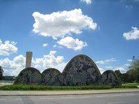 Niemeyer Church in Belo Horizonte