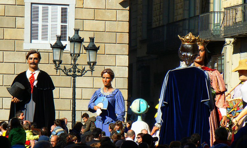 Patron Saints Parade
